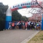 碧南市民駅伝大会に参加しました(2016)