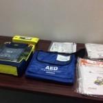 AED設置は御済でしょうか?弊社も設置いたしました